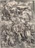 Albrecht Dürer / The Babylonian Whore / 1498