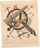 Wassily Kandinsky / Kleine Welten IV / 1922