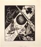 Wassily Kandinsky / Kleine Welton VI / 1922