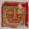 Peru, North Coast / Textile fragment / 800-1100