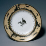 Guérhard et Dihl / Soup plate / c.1805
