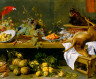 Frans Snyders / Still Life with Fruit, Vegetables and Dead Game / c. 1635-1637
