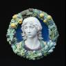 Andrea della Robbia / Head of a Youth / ca. 1470/80
