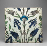 Syrian, Damascus / Tile / Late 16th Century