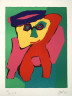 Karel Appel / from Personages '70 Delux Edition Portfolio / unknown