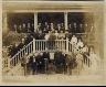 John N.Teunisson / President Taft at the country club / 10/31/1909