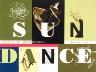 Martin Venezky / 2001 Sundance Film Festival Postcard / 2000