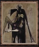 Wilfredo Lam / The Oracle and the Green Bird / 1947