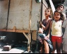Leo Rubinfien / Kampung Children, Surabaya, from the portfolio Map of the East / 1979-1987