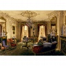 Samuel A. Rayner / A FRENCH STYLE DRAWING ROOM / about 1855