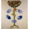 Godfrey Blount / EMBROIDERED HANGING / 1896