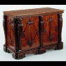 John Boson / CABINET fitted with drawers (known as a commode) / 1740 - 1746