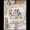 Nicholas Hanhart / SHEET MUSIC for 'The Mikado Waltz' / 1885