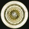 Augustus Welby Northmore Pugin / FLORENTINE' SILVER DISH / 1847-1848