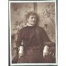 British / PHOTOGRAPH of the actress Ellen Terry / about 1880