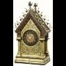 Bruce J. Talbert / Clock / about 1865