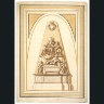 Michael Rysbrack / DESIGN for a monument to Thomas Lord Foley / About 1733