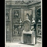 Daniel Marot / DESIGN for a corner chimneypiece / about 1700