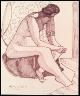 Milton Avery / Nude Resting / 1948