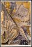 Jasper Johns / Voice 2 / 1982