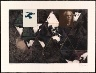 Jasper Johns / Ocean / 1996
