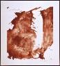 Robert Motherwell / Poe's Abyss / 1975
