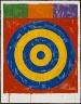 Jasper Johns / Target / 1974