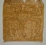 Peru, South Coast, Paracas Culture, Middle Period, c. 600-400 B.C. / Mummy mask / c. 600-400 B.C.