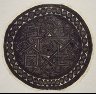 Egypt, Byzantine period, 4th-5th Century / Roundel from a Curtain / 300s-400s