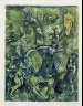Marc Chagall / Four Tales from the Arabian Nights:  No. 9 - Abdullah the Fisherman and Abdullah the Merman, No. 2 / 1948