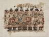 Egypt, Fatimid period, Caliphate of al-Mustansir or al-Musta'li, c. AH 475-495 (A.D. 1081-1101) / Fragment of a Tiraz-Style Textile / 1081 - 1101
