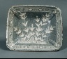 Japan, Momoyama Period (1573-1615) / Dish with Design of Grasses and Rocks / Late 16th Century