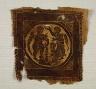 Egypt, Byzantine period, 5th century / Tunic Decoration Depicting Hercules / 400s