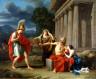 Jean Antoine Theodore Giroust / Oedipus at Colonus / 1788