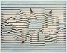 Victor Vasarely / Serigraphie Originale.  Avec une Etude de Imre Pan / 1960