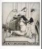Robert Sargent Austin / The Angel of St. Matthew, Orvieto / 1924
