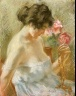 Albert Besnard / The Amber Necklace / circa 1900 - 1915