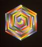 Victor Vasarely / Hexagon / 20th century