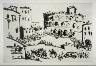 Pablo Picasso / A los Toros, pl. 2 from the book La Tauromaquia o Arte de Torear by José Delgado alias Pepe Illo (Barcelona: Gustavo Gili/Ediciones La Cometa, 1959) / 1957
