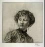 Augustus Edwin John / The Serving Maid / 1919