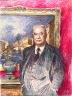 Serge Ivanoff / Portrait of H.K.S.W Williams / circa mid 20th century