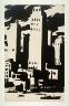 Joaquin Vaquero / New York Skyline / circa 1925