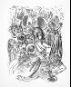 Max Beckmann / John, Revelations, Chapter 8, Verse 2 / 1941-1942