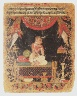Nepal, Bhaktapur (?) / Forlorn Heroine (Proshitapriyatama), Nayika Painting Appended to a Ragamala (Garland of Melodies) / circa 1650
