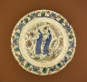 Northwestern Iran, probably Kubachi / Plate / 17th century