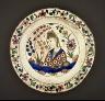 Northwestern Iran / Plate / 17th century