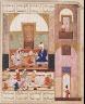Iran, Shiraz / Layla and Majnun at School; Page from a Manuscript of the Khamsa of Nizami / circa 1545-1555