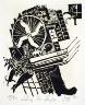 Otto Dix / Street noise / 1920