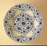 Turkey, Iznik / Footed Dish / 1530s