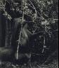 Joan Fontcuberta / Centaurus Neandertalensis: Gathering Wood to Light the Fire / 1989